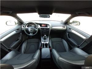 Audi A4 S-line Moka Brown an 2011  Euro 5  Motor 2.0 TDI 170CP - imagine 5