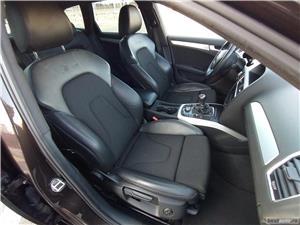 Audi A4 S-line Moka Brown an 2011  Euro 5  Motor 2.0 TDI 170CP - imagine 8