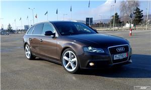 Audi A4 S-line Moka Brown an 2011  Euro 5  Motor 2.0 TDI 170CP - imagine 2