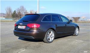 Audi A4 S-line Moka Brown an 2011  Euro 5  Motor 2.0 TDI 170CP - imagine 9