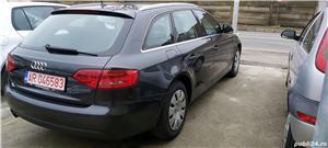 Audi A4 1,8 TFSI, 2009, Euro 5, 155000 km, 6590 Euro sau RATE FIXE - imagine 4