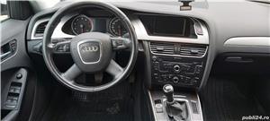 Audi A4 1,8 TFSI, 2009, Euro 5, 155000 km, 6590 Euro sau RATE FIXE - imagine 9