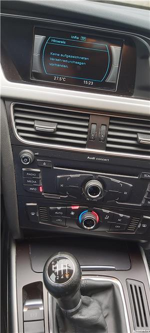 Audi A4 1,8 TFSI, 2009, Euro 5, 155000 km, 6590 Euro sau RATE FIXE - imagine 8