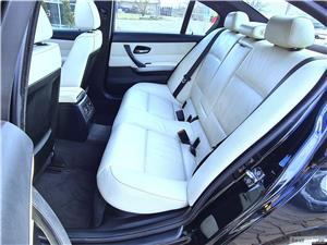 BMW SERIA 3   NAVIGATIE   TRAPA   INTERIOR PIELE ALBA   LIVRARE GRATUITA/Garantie/Finantare/Buy Back - imagine 15