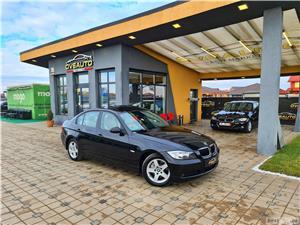 BMW SERIA 3   NAVIGATIE   TRAPA   INTERIOR PIELE ALBA   LIVRARE GRATUITA/Garantie/Finantare/Buy Back - imagine 9