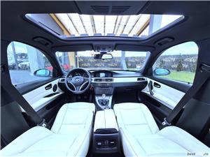 BMW SERIA 3   NAVIGATIE   TRAPA   INTERIOR PIELE ALBA   LIVRARE GRATUITA/Garantie/Finantare/Buy Back - imagine 1