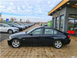 BMW SERIA 3   NAVIGATIE   TRAPA   INTERIOR PIELE ALBA   LIVRARE GRATUITA/Garantie/Finantare/Buy Back - imagine 10