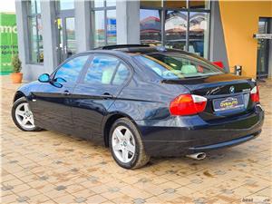 BMW SERIA 3   NAVIGATIE   TRAPA   INTERIOR PIELE ALBA   LIVRARE GRATUITA/Garantie/Finantare/Buy Back - imagine 19