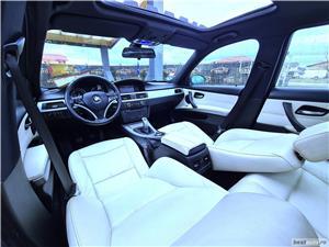 BMW SERIA 3   NAVIGATIE   TRAPA   INTERIOR PIELE ALBA   LIVRARE GRATUITA/Garantie/Finantare/Buy Back - imagine 3