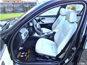 BMW SERIA 3   NAVIGATIE   TRAPA   INTERIOR PIELE ALBA   LIVRARE GRATUITA/Garantie/Finantare/Buy Back - imagine 14