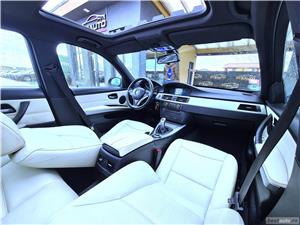 BMW SERIA 3   NAVIGATIE   TRAPA   INTERIOR PIELE ALBA   LIVRARE GRATUITA/Garantie/Finantare/Buy Back - imagine 4