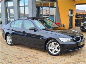 BMW SERIA 3   NAVIGATIE   TRAPA   INTERIOR PIELE ALBA   LIVRARE GRATUITA/Garantie/Finantare/Buy Back - imagine 18
