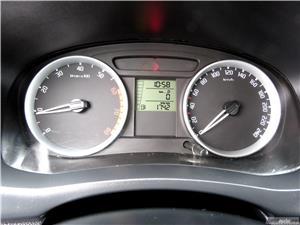 SKODA FABIA 1,2  - CASH / RATE FIXE  / LIVRARE GRATUITA / GARANTIE / BUY-BACK / AUTOTURISM VERIFICAT - imagine 10