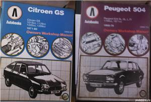 Manuale reparatii auto clasice Renault Citroen Peugeot Fiat Ford Opel VW Audi Saab Skoda Rover Lada - imagine 3