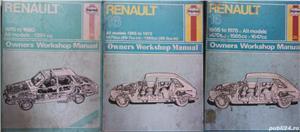 Manuale reparatii auto clasice Renault Citroen Peugeot Fiat Ford Opel VW Audi Saab Skoda Rover Lada - imagine 4