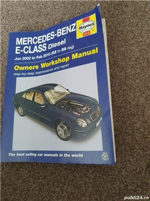 Manual reparatii auto Haynes Mercedes Benz: clasa A anii 1998-2004, C 2000-2007-2014 si E 2002-2010 - imagine 5