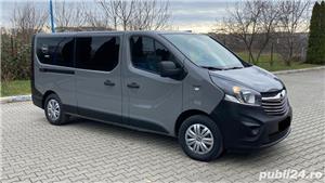 Opel Vivaro 8+1 Locuri 1.6 Diesel BiTurbo 140 Cp 2018 Opel Vivaro 8+1 Locuri 1.6 Diesel BiTurbo 140 Cp 2018 2018 . Oferit de Persoana fizica.