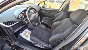 Peugeot 207 Revizie + Livrare GRATUITE, Garantie 12 Luni, RATE FIXE, 1400 benzina, 95CP, 2009 - imagine 6