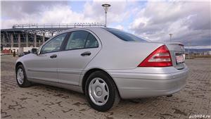 Mercedes-benz Clasa C 180 Kompressor Euro 4, import Germania - imagine 2
