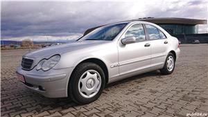 Mercedes-benz Clasa C 180 Kompressor Euro 4, import Germania - imagine 1