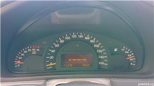 Mercedes-benz Clasa C 180 Kompressor Euro 4, import Germania - imagine 8