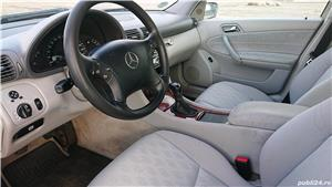 Mercedes-benz Clasa C 180 Kompressor Euro 4, import Germania - imagine 6