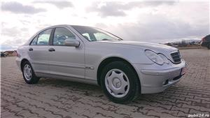 Mercedes-benz Clasa C 180 Kompressor Euro 4, import Germania - imagine 3