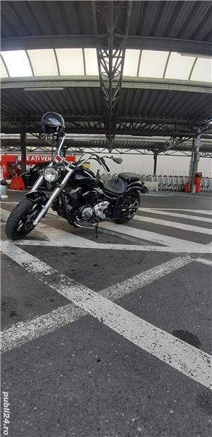 Yamaha Xvs 950  - imagine 4