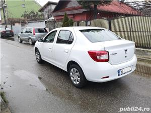 Dacia Logan 2016 benzina aspirat 1.2 Euro6 Laureate 75.000 km carte service tva  deductibil - imagine 2