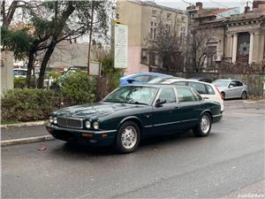 Jaguar Sovereign XJ (X300  191.000km.  British racing green) - imagine 2