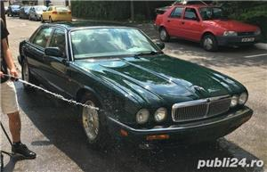 Jaguar Sovereign XJ (X300  191.000km.  British racing green) - imagine 1