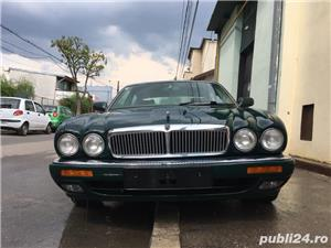 Jaguar Sovereign XJ (X300  191.000km.  British racing green) - imagine 3