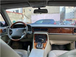 Jaguar Sovereign XJ (X300  191.000km.  British racing green) - imagine 8