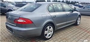= SKODA SUPERB 1.8 TSI Benzina Piele Xenon 2009 = 5.990 e. = - imagine 3
