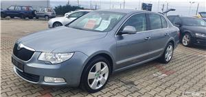 = SKODA SUPERB 1.8 TSI Benzina Piele Xenon 2009 = 5.990 e. = - imagine 1