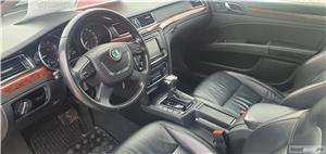 = SKODA SUPERB 1.8 TSI Benzina Piele Xenon 2009 = 5.990 e. = - imagine 6