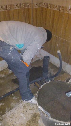 Meseriaș in construcții execut lucrări de interior/exterior - imagine 1