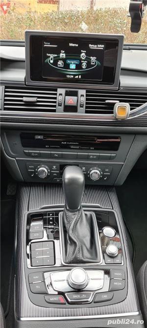 Audi A6 Limousine  - imagine 7