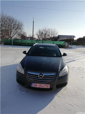 Opel Insignia 2.0 diesel - imagine 4