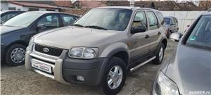 Ford Maverick 2.0 Benzina, 4x4, an 2001, 245000km, 3590 Euro sau RATE FIXE - imagine 3