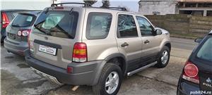 Ford Maverick 2.0 Benzina, 4x4, an 2001, 245000km, 3590 Euro sau RATE FIXE - imagine 9