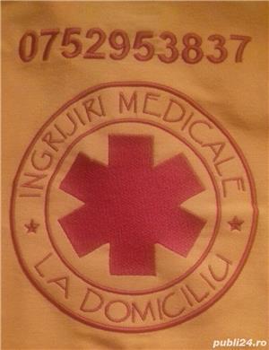 Servicii medicale/îngrijiri la domiciliu 24/24 - imagine 3