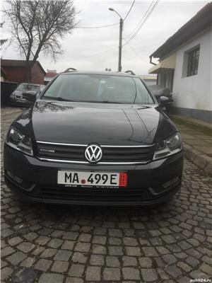Vw Passat B7 2013 carte de service la zi - imagine 1