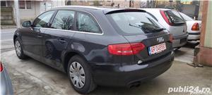 Audi A4 1,8TFSI, 2009, Euro 5, 155000 km, 6590 Euro sau RATE FIXE - imagine 5