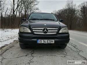 Mercedes ML 270, W163, 204 cp  - imagine 7