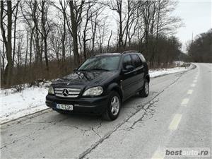 Mercedes ML 270, W163, 204 cp  - imagine 9