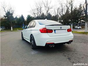 Bmw Seria 3 330 / F30 / Pachet M / Nov 2014 / Evacuare Dubla Sport - imagine 5