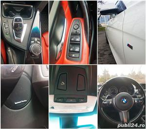 Bmw Seria 3 330 / F30 / Pachet M / Nov 2014 / Evacuare Dubla Sport - imagine 6