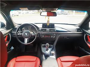 Bmw Seria 3 330 / F30 / Pachet M / Nov 2014 / Evacuare Dubla Sport - imagine 7