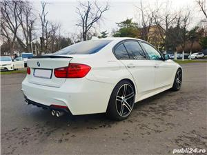Bmw Seria 3 330 / F30 / Pachet M / Nov 2014 / Evacuare Dubla Sport - imagine 2